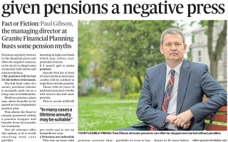8 pension myths and misconceptions