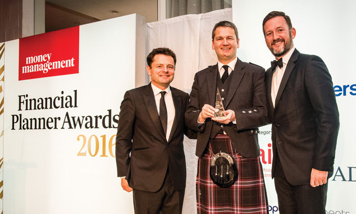 Paul Gibson - FT Financial Planner of the Year 2015